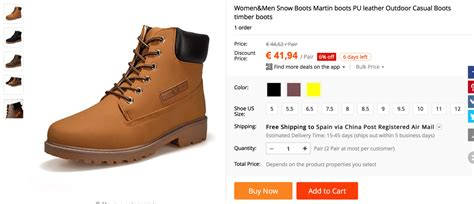 aliexpress brands guide and tricks to finding timberland on aliexpress