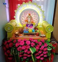 homemade ganpati decoration ideas puja and traditions cr 233 er une d 233 coration originale en recyclant un vieux livre