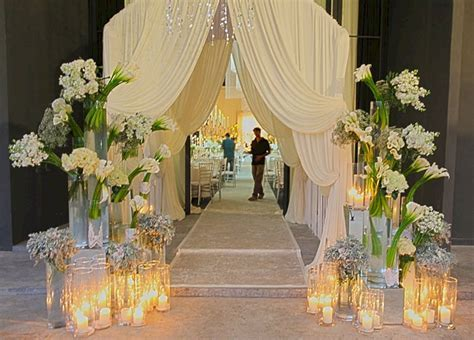 5 Creative Wedding Entrance Walkway Decor Ideas   Wedding