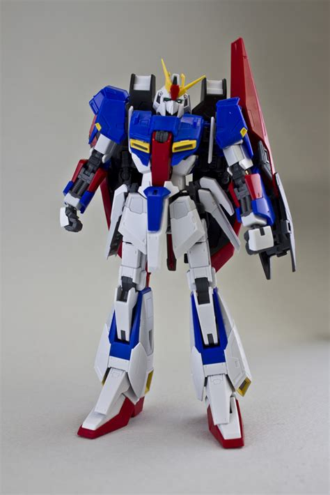 rg zeta gundam by hobby japan gunpla tv episode 98 rg zeta zoids show us your