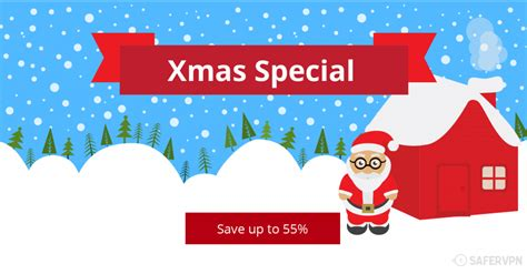 christmas vpn deal save up to 55 on safervpn safervpn