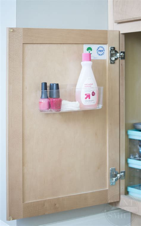 easy bathroom storage organization ideas paint