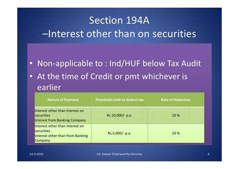 section 194a tds presentation 14 3 10 pdf