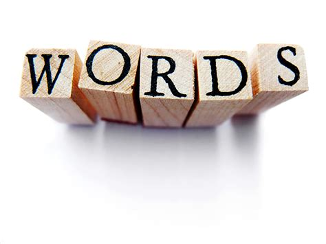 words of words matter chained yet free