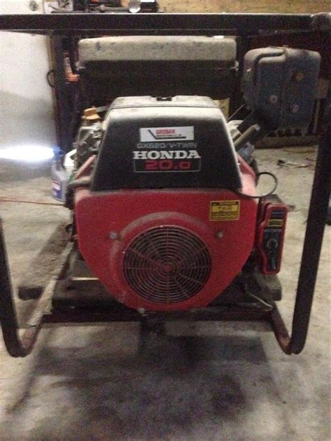 Honda Gx620 by Honda Gx620 Groban 214136 For Sale Used