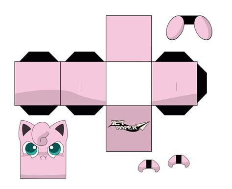 Jigglypuff Papercraft - jigglypuff by jetpaper on deviantart