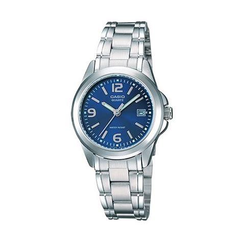 Produk Istimewa Casio Ltp 2083d Original jual casio jam tangan wanita original cs 01643 nj
