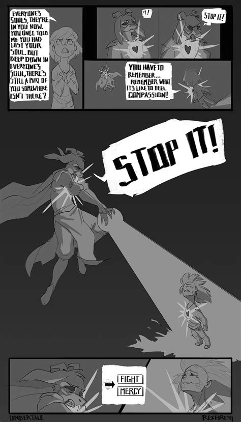 Undertale Comic by Rexfire91 on DeviantArt | Undertale