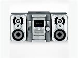 Bookshelf Winnipeg Sony Mhc Gx20 Stereo System 3 Cd Changer Game Sync Front