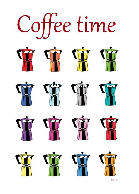 Bialetti Rainbow Green 1 Cup top 80 ideas about coffee in on coffee time paper collages and tea cups