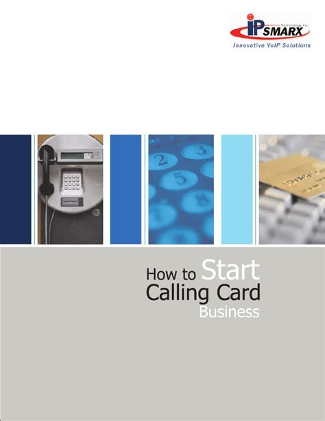 how to start card how to start a calling card business guide