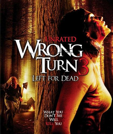 film horor wrong turn 5 wrong turn 3 left for dead wrong turn wiki
