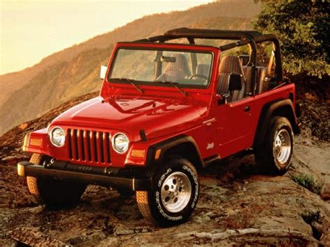 Evolution Of The Jeep Wrangler The Mechanical And Design Evolution Of The Jeep Wrangler