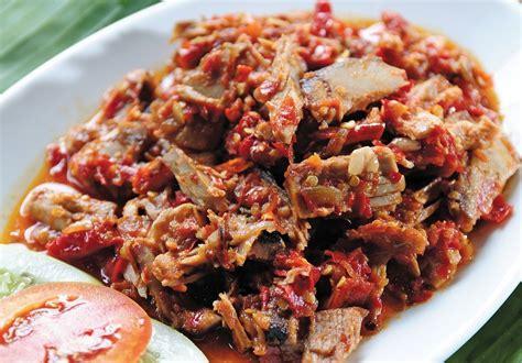 resep membuat ikan cakalang fufu pedas enak buku masakan