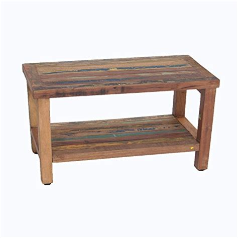 cheap indoor bench cheap reclaimed salvaged rustic recycled 29 boat wood