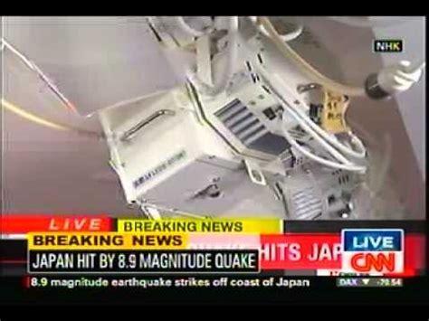 Japan Aftershock aftershock japan earthquake live in nhk studio