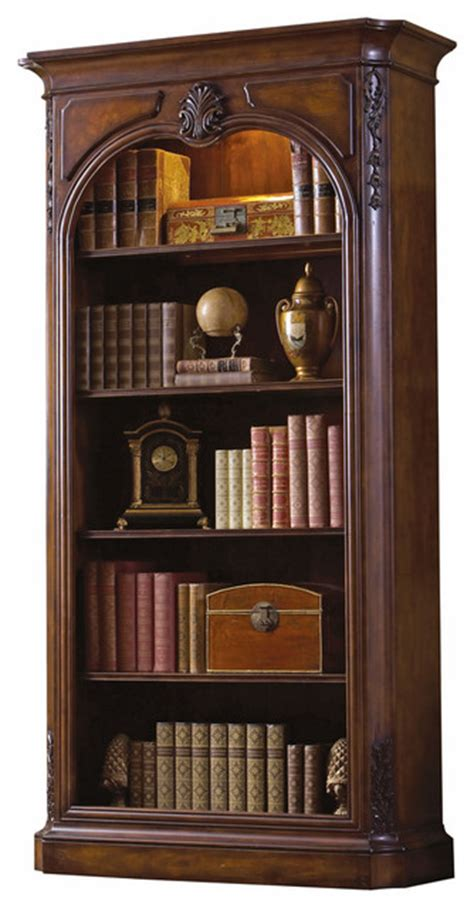 Olivier Bookcase Traditional Bookcases Traditional Bookshelves