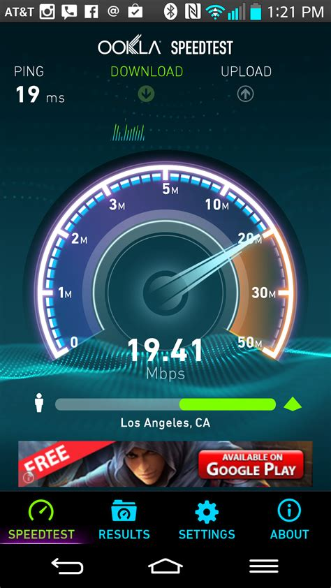 ookla speedtest apk ookla speed test gallery