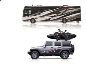 Outdoor Adventures Giveaway - enter to win a luxurious berkshire motorhome jeep rubicon and 50 000 cash