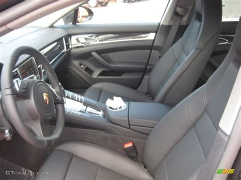 Porsche Panamera Black Interior by Black Interior 2011 Porsche Panamera 4s Photo 49992952 Gtcarlot