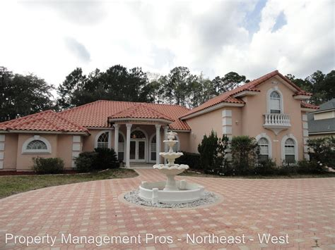 4 Bedroom Apartments Jacksonville Fl by 11044 Rd S Jacksonville Fl 32257 5 Bedroom
