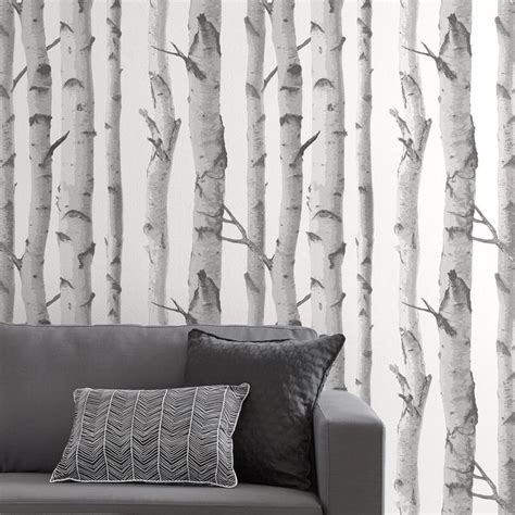 Black And White Tree Wallpaper For Walls | black and white tree wallpaper for walls www pixshark