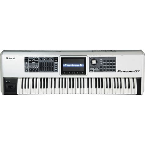 Keyboard Roland Fantom G7 roland fantom g7 workstation music123