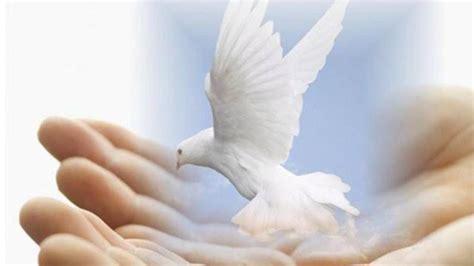 spirito consolatore preghiera mattino allo spirito santo di san