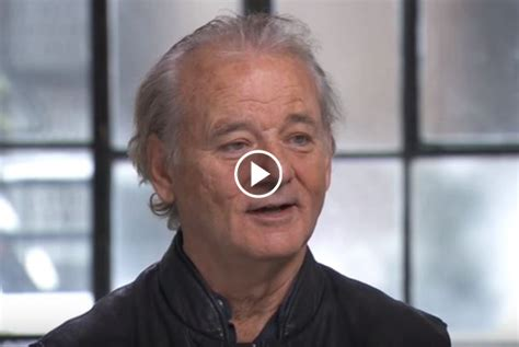 bill murray alive bill murray tells the one most powerful truth about waking up