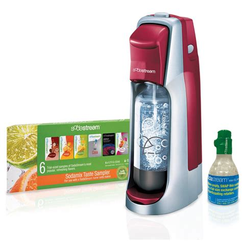 sodastream jet home soda maker starter kit for 29 99
