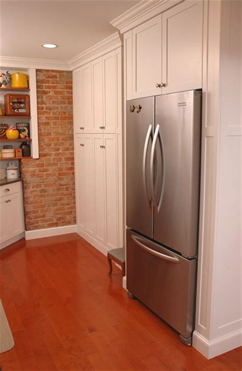 Refrigerator Placement In Galley Kitchen by Project Spotlight Renovated Galley Style Kitchen In A