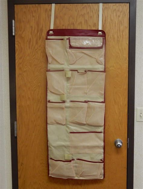 door closet organizer the door closet organizer 11 pockets pantry