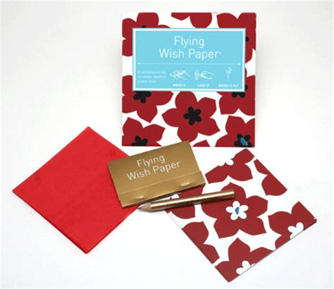 How To Make Flying Wish Paper - letters journals win your own flying wish paper