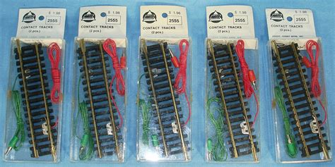 ahm associated hobby manufacturers ho scale train track 24 rivarossi made in italy for ahm ho scale train wired
