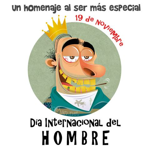 imagenes de feliz dia del hombre para facebook imagen gratis dia internacional del hombre 19 de noviembre