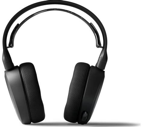 Steelseries Headset Arctis 3 Black buy steelseries arctis 3 7 1 bluetooth wireless gaming