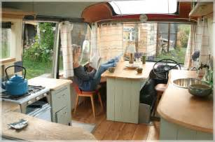 Interiors By George Short The Majestic Bus Converted Bedford Panorama Bus Glamping