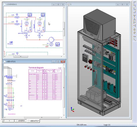eplan com eplan releases pro panel for 3d engineering of control