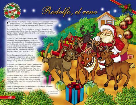 navidad creeper un cuento cuento navide 241 o rodolfo el reno el universo de leo