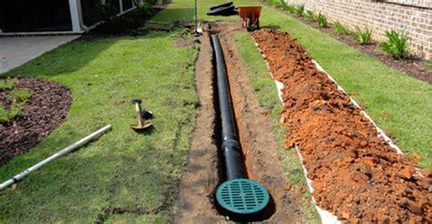 underground spring in backyard advanced irrigation services creative outdoor lighting