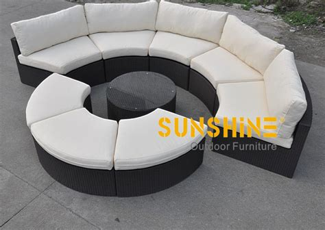 New rattan Sofa FCO 2059   Outdoor Furniture Modern Rattan furniture Patio furniture Garden