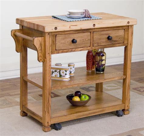 butcher block for kitchen island designs sedona butcher block kitchen island cart by