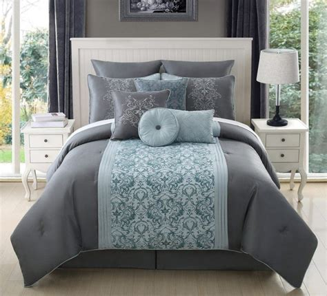 cozy bedding sets grey and teal cozy bedding sets turquoise bedding sets