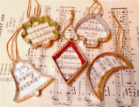 cookie cutter ornaments vintage cookie cutter ornaments thrifty rebel vintage