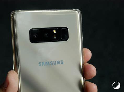 Samsung Note 8 Mt72 samsung galaxy note 8 vs galaxy note 7 quelles sont les nouveaut 233 s frandroid