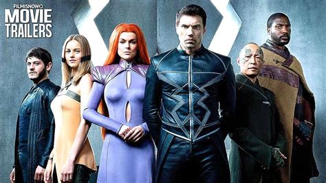 film marvel inhumans marvel s inhumans official trailer 1 superhero series