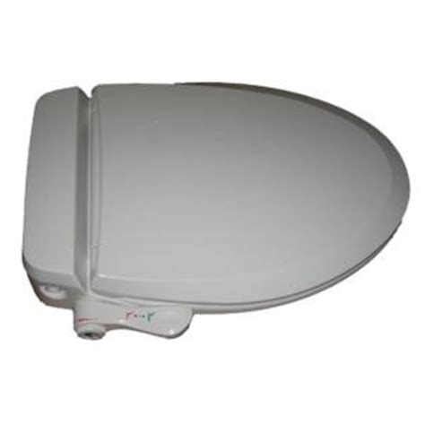 Non Electric Bidet Toilet Seat Reviews blue bidet non electric bidet seat for elongated toilets in white bb 6000 sale r1bestshop4