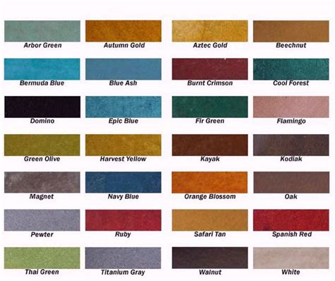 pictures of twp stain colors ask home design