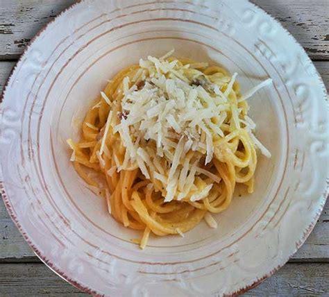 come cucinare carbonara come preparare i veri spaghetti alla carbonara hobbydonna it