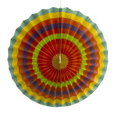 Paper Fan Myungsoo 1 new paper fan decoration 6 colorful fans cinco de mayo southwestern ebay